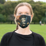 """Unseelie Court:  Pestilence"" Face Mask"