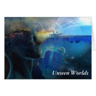 Unseen Worlds Greeting Cards