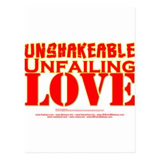 Unshakeable, Unfailing Love - Isaiah 54:10 Postcard