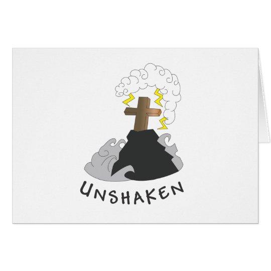 "UNSHAKEN  ""PSALM 16:8"" CARD"