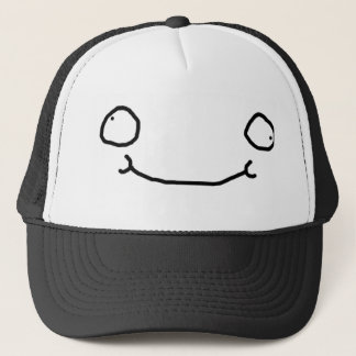 Unsightly Face Hat