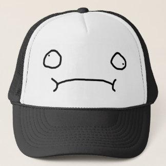 Unsightly Face (Sad) Trucker Hat