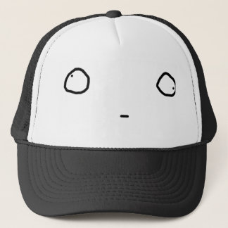 Unsightly Face (Zoned Out) Trucker Hat