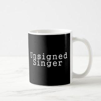 Unsigned Singer Black Mugs