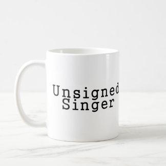 Unsigned Singer Mug