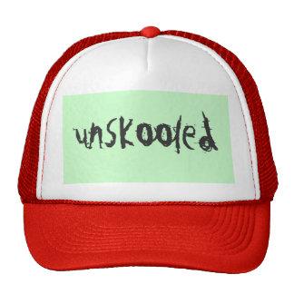 unskooled trucker hat