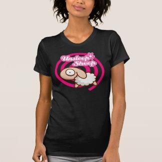 Unsleep sheep black shirt