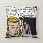 Unsocial Media Pillow