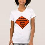 Unsocialized homeschooler tee shirts