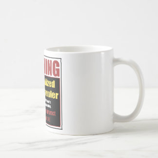 unsocialized homeschoolers coffee mug