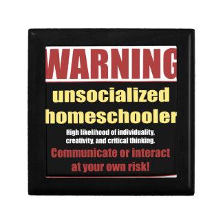 unsocialized homeschoolers jewelry box
