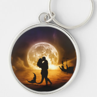 Unspoken Mermaid Keychain