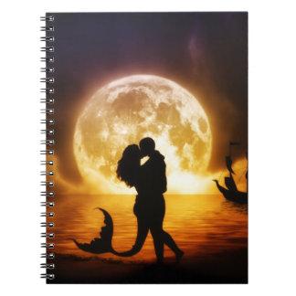 Unspoken Mermaid Notebook