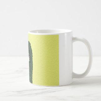 unspoken classic white coffee mug