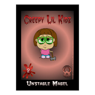 Unstable Mabel Poster