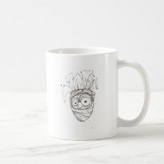 Unstable Classic White Coffee Mug