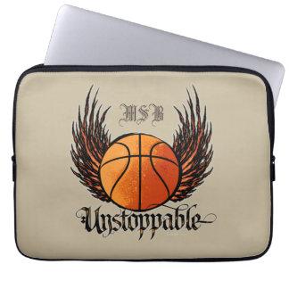 Unstoppable (Basketball) Laptop Sleeve