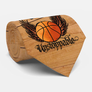 Unstoppable (Basketball) Tie