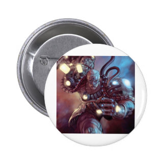 UNSTOPPABLE PINBACK BUTTON