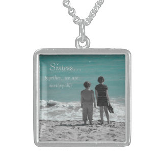 Unstoppable Sisters Necklace