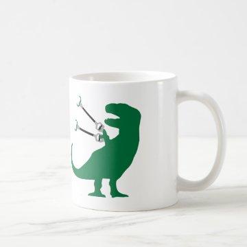 Unstoppable T-Rex Mug at Zazzle