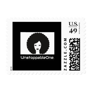 UnstoppableOne 1st Class Letter Stamps – 20/sheet