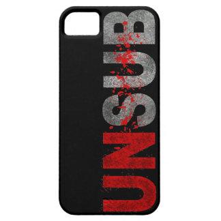 UNSUB iPhone 5 FUNDA