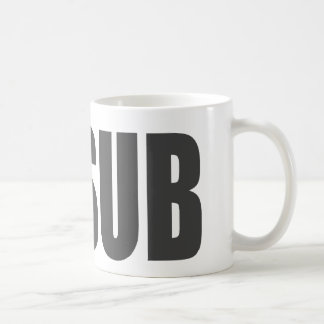 Unsub Unknown Subject Coffee Mug
