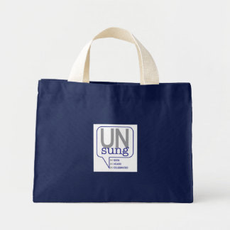Unsung, the tote tote bags