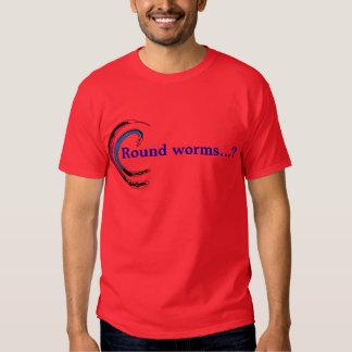 Unsure about nematodes t-shirt