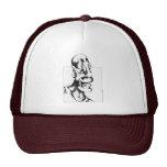 Unsure Mesh Hats