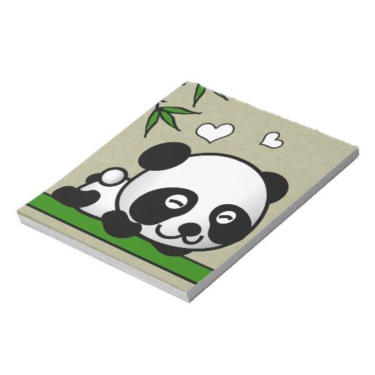 Unsuspecting Panda Notepad