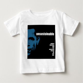 Unsustainable Baby T-Shirt
