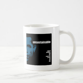 Unsustainable Coffee Mug