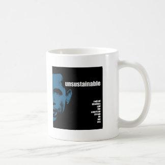 Unsustainable Coffee Mug