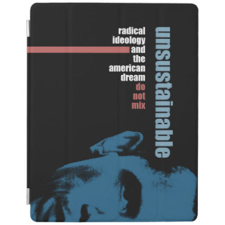 Unsustainable iPad Cover