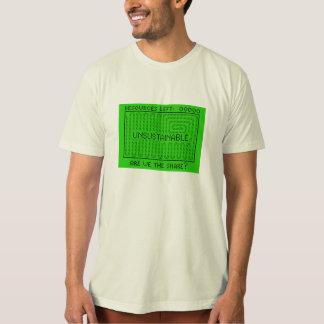 Unsustainable Snake T-Shirt