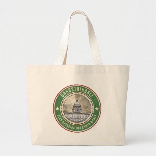 Unsustainable Tote Bags