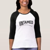 Untamed 3/4 Length Sleeve T-Shirt