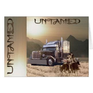 Untamed Card