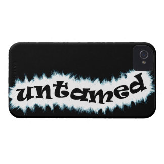 untamed iPhone 4 cover