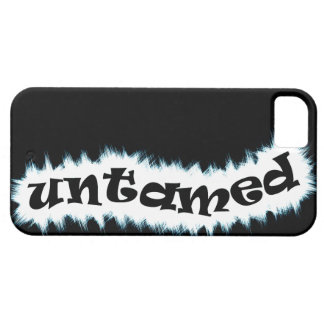 untamed iPhone SE/5/5s case
