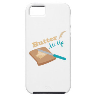 Únteme con mantequilla para arriba iPhone 5 Case-Mate protectores