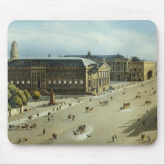 Unter den Linden from the Armoury, c.1855 Mouse Pad