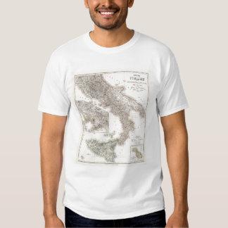 Unter Italien, beider Sicilien - Naples Region T-Shirt