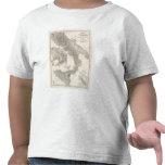 Unter Italien, beider Sicilien - región de Nápoles Camisetas