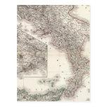 Unter Italien, beider Sicilien - región de Nápoles Postal
