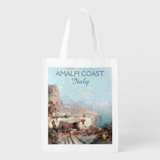 Unterberger's Amalfi custom reusable bag Market Totes