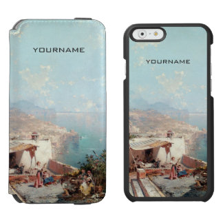 Unterberger's Amalfi custom wallet cases