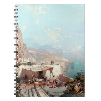Unterberger's Amalfi notebook